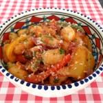 Gnocchi met paprika