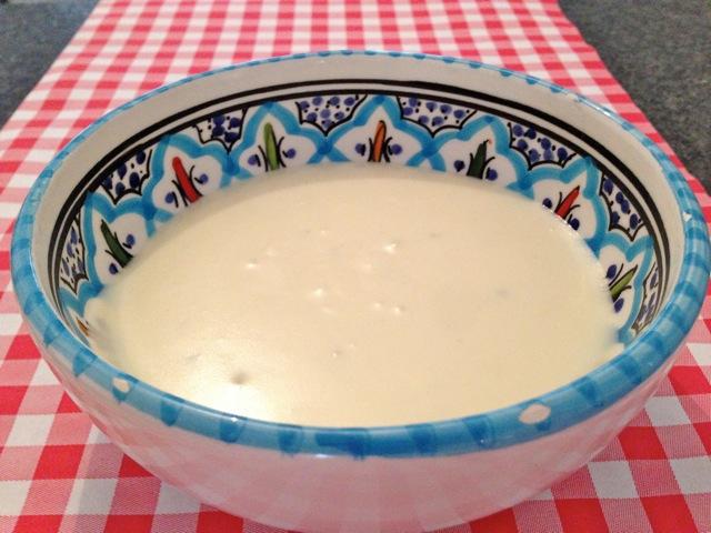 Gorgonzola saus