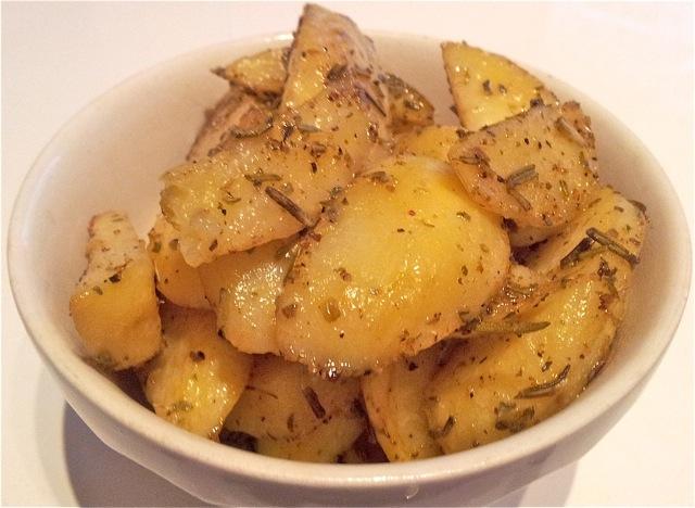 Italiaanse aardappelen