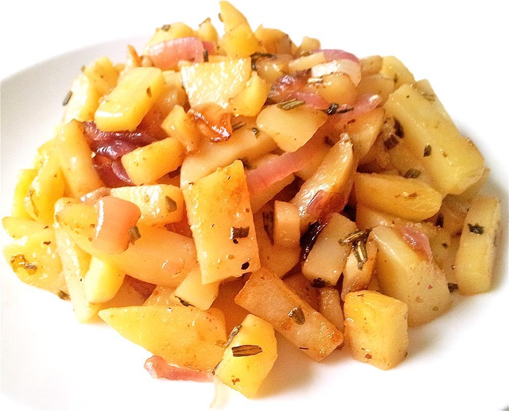 Italiaanse aardappeltjes