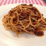Spaghetti Ragu alla Bolognese