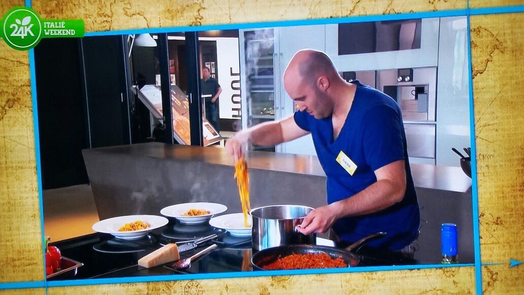 24Kitchen - Grenzeloos Koken - De Italie Special