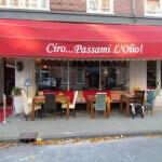 Italiaans eten in Amsterdam bij Ciro Passami L'olio
