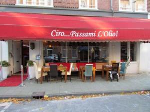 Italiaans restaurant Amterdam Oud-West - Ciro Passami L'olio