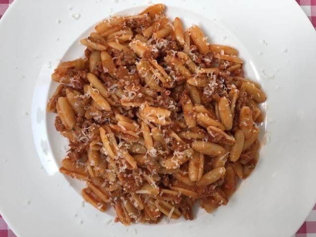 Gnocchetti Sardi of Malloreddus