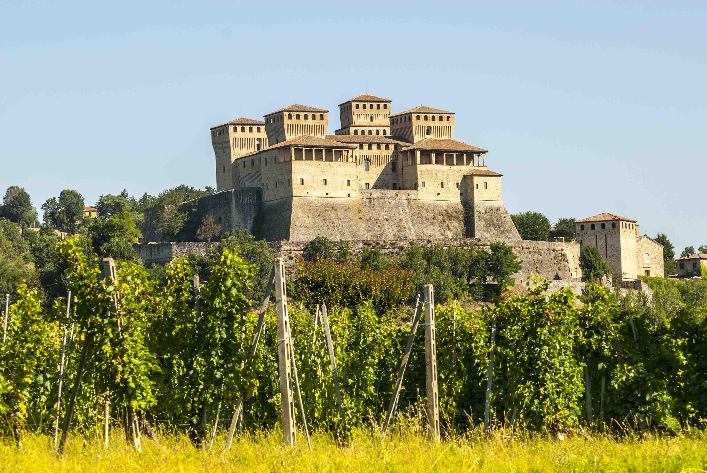 Italiaanse wijn - Emilia-Romagna