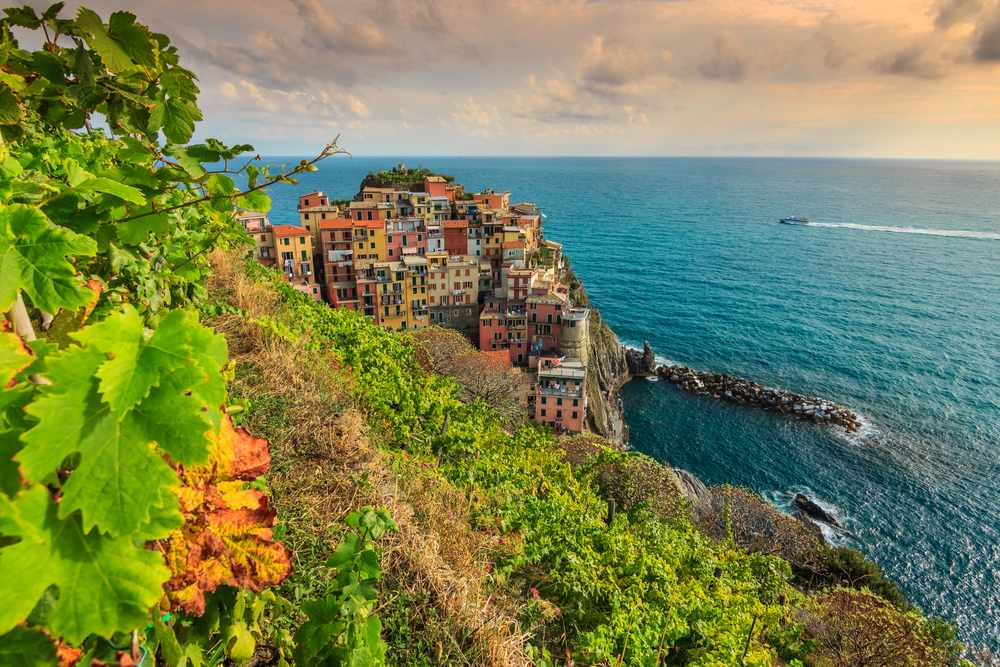 Italiaanse wijn - Liguria