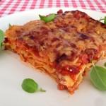 Lasagne met gehaktballetjes