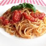 Pasta tomaat