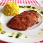 Pollo alla Milanese