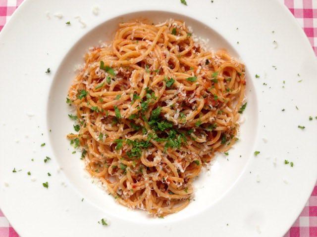 Spaghettisaus