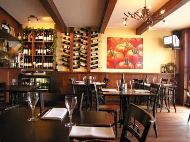 Italiaans restaurant Mezzaluna Sneek