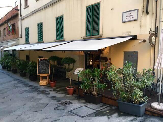 Ristorante Il Cantuccio Arezzo Toscane