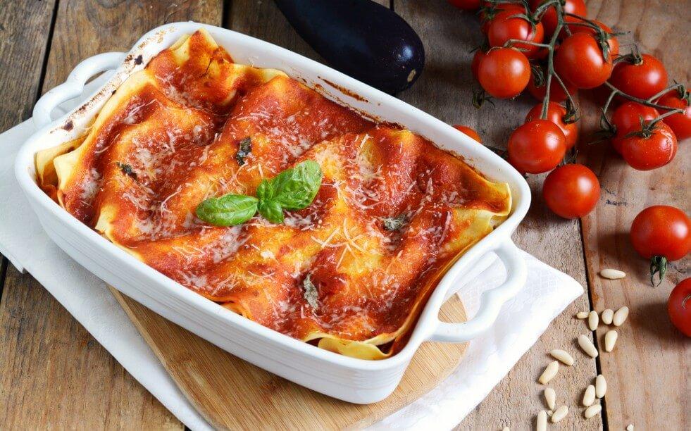 Hoe maak ik zelf lasagne?