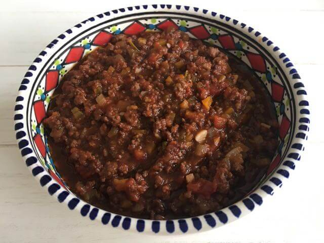 Toscaanse pastasaus - Ragu Toscano
