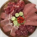 Italiaans vleesplankje