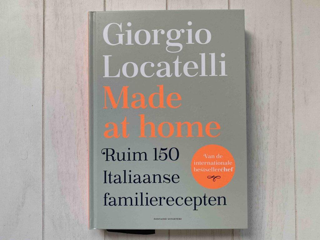 Giorgio Locatelli - Made at Home